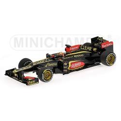 Lotus-Renault E21 K.Räikkönen vainqueur GP d'Australie 2013