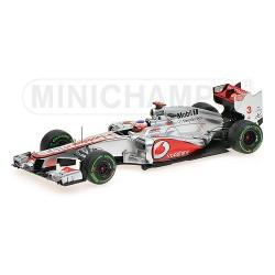McLaren MP4-27 J.Button Winner Brazilian GP 2012