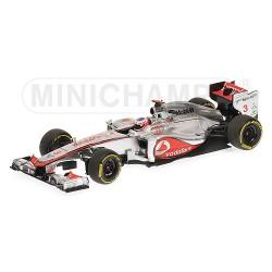 McLaren Mercedes MP4-27 J.Button 2012