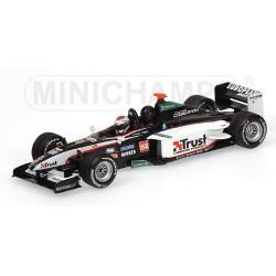 MINARDI F1X2  2 seater, limited edition of 3312 pcs.