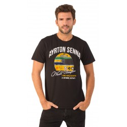 T-Shirt Ayrton Senna World Champion