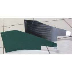 Matching pair of LOTUS T128 barge boards