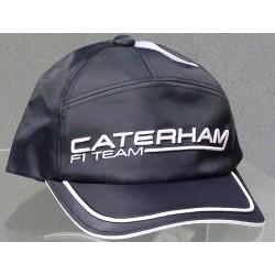 Caterham F1 waterproof cap