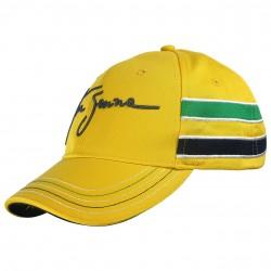 """Casquette Ayrton Senna """"Helmet"""""""
