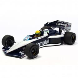 Brabham BMW BT52B Ayrton Senna