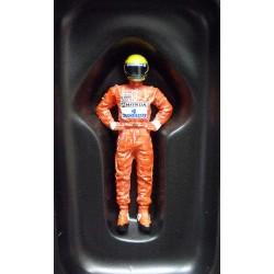 Senna McLaren figurine Type I