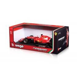 Ferrari SF15-T S.Vettel 1/18