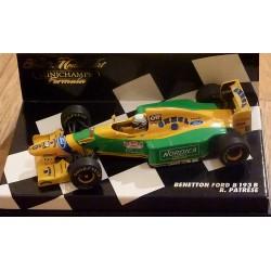 Benetton Ford B193B  R.Patrese
