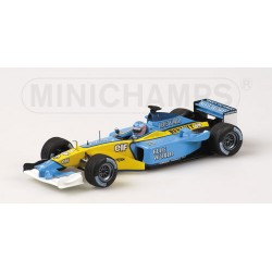 Renault F1 Team R202  J.Button