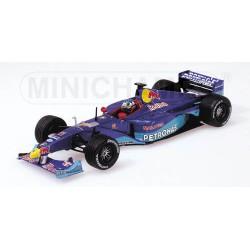 Sauber Petronas C18 Jean Alesi