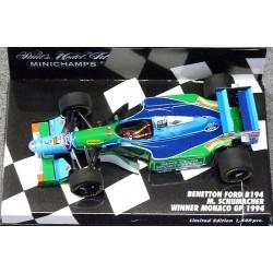 Benetton Ford B194 M.Schumacher