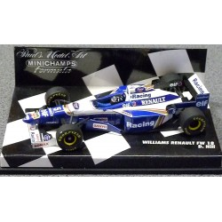 Williams Renault FW18 D.Hill 1996