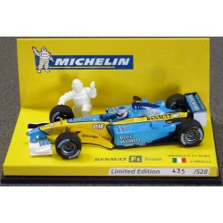 Renault R202 MICHELIN COLLECTION J.Trulli