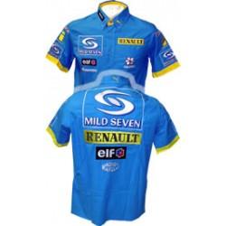 Team Shirt (PUMA) 2004 with MILD SEVEN branding