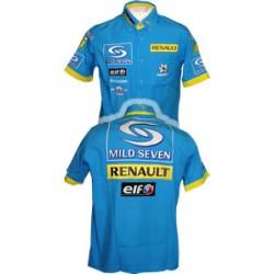 Team Shirt 2005 (PUMA), with MILD SEVEN branding