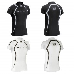 Kart Top with short sleeves