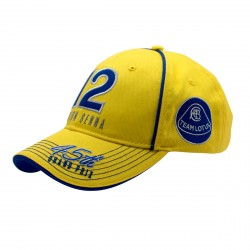 Ayrton Senna Monaco Champion Cap