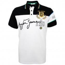 Ayrton Senna Poloshirt Monaco 1st Victory