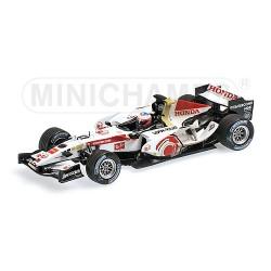 Honda F1 RA106 J.Button vainqueur GP de Hongrie 2006