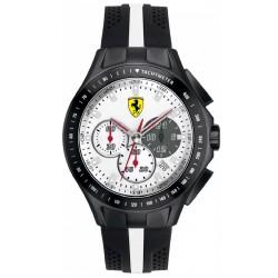 Ferrari Textures of Racing chronograph