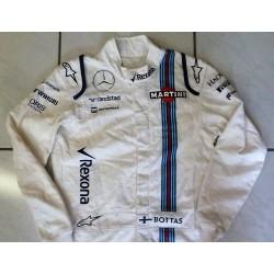 2016 Valtteri Bottas / Williams GP suit