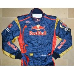 2010 Sebastian Buemi / Toro Rosso suit