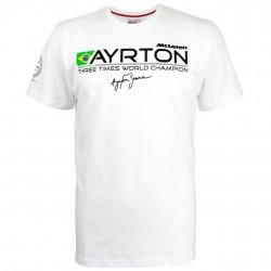 """T-Shirt Ayrton Senna """"World Champion 1988"""""""