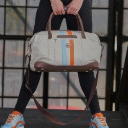 GPO Gulf Stripe Travelbag medium
