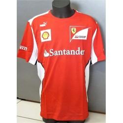 Original Ferrari Team T-Shirt