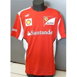 T-Shirt original Team Ferrari