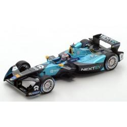 NEXT EV Nio Formula E Nelson Piquet/Monaco ePrix
