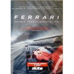 Ferrari, Course vers l'immortalité DVD