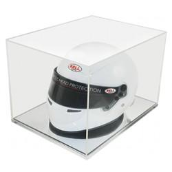 Plexicase for 1/2 scale mini helmets