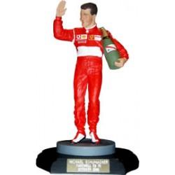 Michael SCHUMACHER Figurine, 20 cm