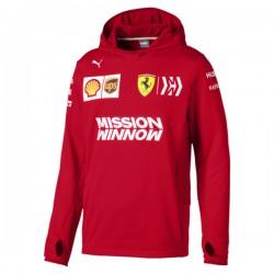 Ferrari Hooded Team Tech Fleece