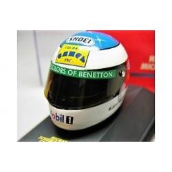 Casque Michael Schumacher 1992 échelle 1/8