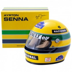 1994 Ayrton Senna mini helmet