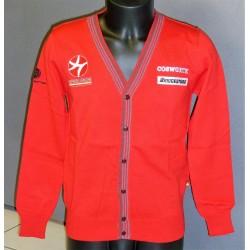 Pullover Team boutonné (veste) HRT 2010
