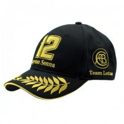 Ayrton Senna Classic Team Lotus Cap