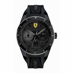 Ferrari watch REDREV T black