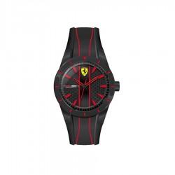 Montre Ferrari REDREV QUARTZ noir/rouge