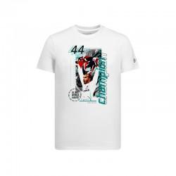 Lewis Hamilton 6th Championship Tee