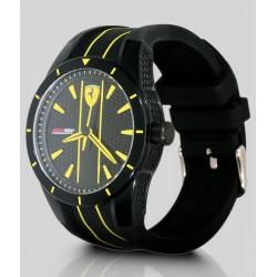 Ferrari watch REDREV QUARTZ black/yellow