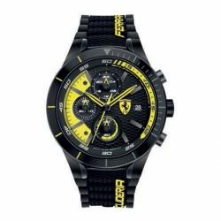 Ferrari watch REDREV EVO black/yellow