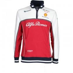 Sweatshirt Team Alfa Romeo