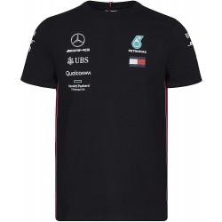 Mercedes AMG F1 Mens Driver Tee, black