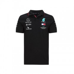2020 Mercedes F1 Team Polo
