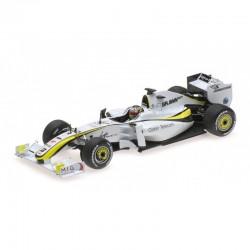 BRAWN GP BGP001 J.Button vainqueur GP Malaisie 2009
