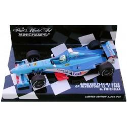 Benetton B198 G.Fisichella Silverstone GP 1998