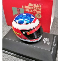 Mini casque M.Schumacher / Ferrari 1996